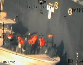 """Mỹ công bố bằng chứng mới """"tố"""" Iran tấn công tàu dầu tại vịnh Oman"""