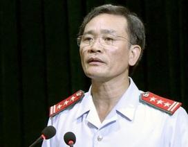 Chánh Thanh tra Hà Nội trấn an người dân khai hoang rừng Sóc Sơn