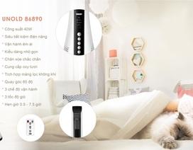 Quạt tháp lọc không khí Unold 86890: Giải pháp làm mát tuyệt vời cho người mắc bệnh về đường hô hấp