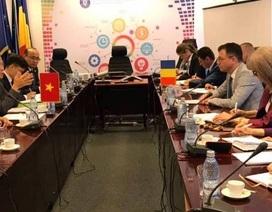 Việt Nam và Rumani thúc đẩy sớm ký kết, phê chuẩn EVFTA và IPA