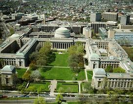 Học viện MIT năm thứ 8 liên tục đứng đầu bảng xếp hạng đại học tốt nhất thế giới QS