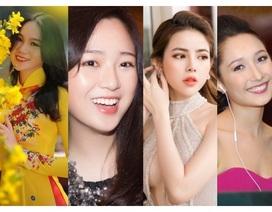 Những cô con gái tài năng, xinh đẹp, nói tiếng Anh như gió của sao Việt