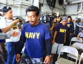 Thuyền trưởng Philippines muốn Tổng thống Duterte buộc tàu Trung Quốc phải chịu trách nhiệm