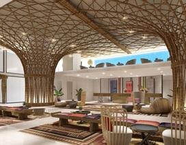 Khách sạn 5 sao mang kiến trúc Tây Nguyên đương đại tinh tế nhất thế giới