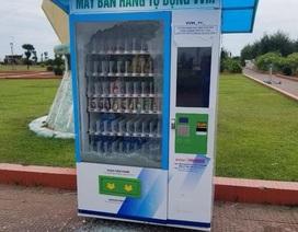 Phú Yên: Hàng loạt máy bán hàng tự động mới vận hành đã bị phá hoại tan tành!