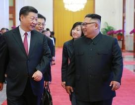 """Bán đảo Triều Tiên thành """"chiến trường"""" của cạnh tranh quyền lực Mỹ - Trung"""