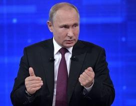 """Ông Putin cảnh báo """"hậu quả thảm khốc"""" nếu Mỹ động binh với Iran"""