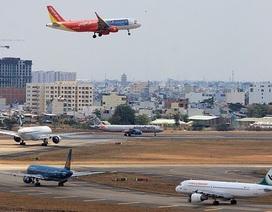 Tháng 5: Tỷ lệ đúng giờ của Hàng không Việt duy trì ở mức cao so với thế giới