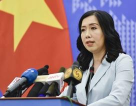"""Tàu Việt Nam thực hiện """"nghĩa vụ quốc tế"""" khi cứu ngư dân Philippines trên Biển Đông"""