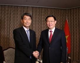 Phó Thủ tướng Vương Đình Huệ: Ngân hàng Hàn Quốc có thể mua lại ngân hàng Việt yếu kém