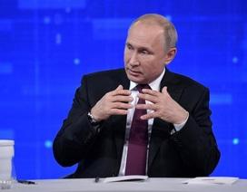 Tổng thống Putin lên tiếng về kết quả cuộc điều tra vụ bắn rơi MH17
