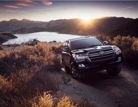 Toyota Land Cruiser thế hệ mới có thể không còn động cơ V8