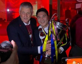 CLB của doanh nhân của người Việt dính bê bối nợ lương trước thềm Champions League