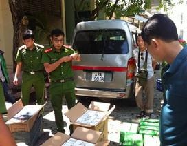 Đề xuất hỗ trợ lực lượng chống buôn lậu thuốc lá