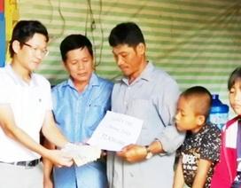 Bạn đọc Dân trí giúp hơn 52 triệu đồng đến người đàn ông Khmer nghèo ở Bạc Liêu