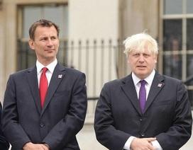 Chiếc ghế Thủ tướng Anh gọi tên hai ứng viên cuối cùng