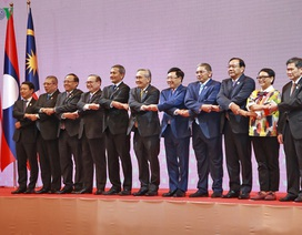 Bộ trưởng Ngoại giao ASEAN bàn thảo vai trò trung tâm của khối