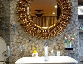 10 mẫu gương trang trí phòng tắm đẹp miễn chê khiến bạn cảm thấy bối rối