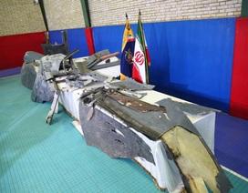 Iran kiềm chế không tấn công máy bay chở 35 quân nhân Mỹ