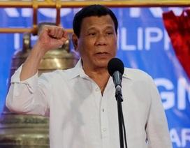 """Tổng thống Philippines gọi yêu sách chủ quyền Biển Đông của Trung Quốc là """"nguy hiểm"""""""