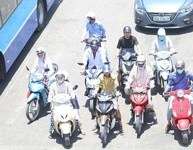 Hà Nội và các tỉnh miền Trung nắng nóng gay gắt, có nơi trên 41 độ C