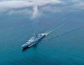 """Nga đưa tàu chiến """"khủng"""" đến """"sân sau"""" của Mỹ"""