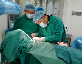 Cần Thơ: Cứu sống bệnh nhân bị viêm ruột thừa cấp có rối loạn nhịp tim nặng