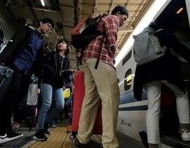 Một con ốc sên gây hỗn loạn hệ thống đường sắt Nhật Bản, 12.000 khách chậm chuyến