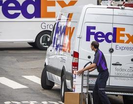 """FedEx tiếp tục """"nhầm lẫn"""" và từ chối chuyển bưu kiện điện thoại Huawei"""