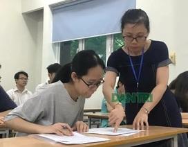 99,17% thí sinh đã đăng kí làm thủ tục dự thi THPT quốc gia 2019