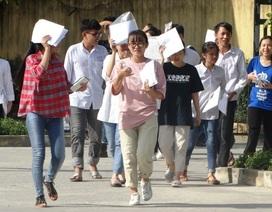 Thanh Hóa phấn đấu nằm trong tốp 20 về kết quả thi THPT quốc gia