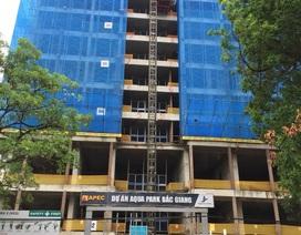 TGĐ Vinaconex 2 trực tiếp xuống công trường Bắc Giang kiểm tra tiến độ xây dựng Apec Aqua Park