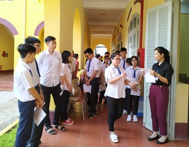 Thủ khoa THPT quốc gia của Cần Thơ đạt 27,9 điểm