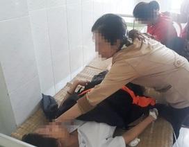 Cà Mau: Một thí sinh bị tai nạn giao thông trên đường đi thi về