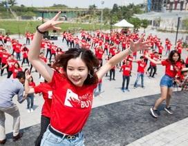 """Học giỏi lại năng động, cô sinh viên Đại học Anh Quốc Việt Nam đúng chuẩn """"con nhà người ta"""""""