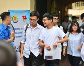 Gợi ý giải đề thi môn Toán THPT quốc gia 2019