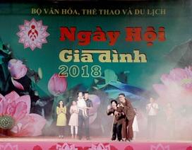 Nhiều hoạt động đặc sắc trong ngày hội Gia đình Việt Nam 2019