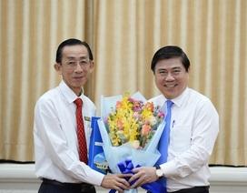 Ông Trần Hoàng Ngân giữ chức Viện trưởng Viện Nghiên cứu phát triển TPHCM