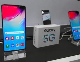 Điện thoại 5G của Samsung đạt doanh số 1 triệu tại Hàn Quốc