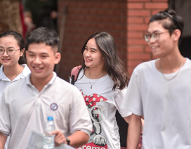 Đề thi Toán THPT quốc gia 2019: Phổ điểm trung bình từ 4- 6