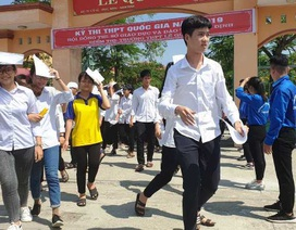 Nam Định: 14 bài thi tăng điểm sau phúc khảo