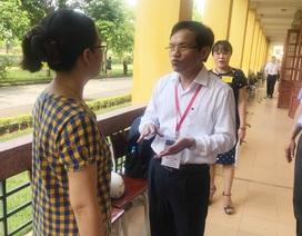 """Cục trưởng Mai Văn Trinh: Yêu cầu điểm thi """"siết"""" thiết bị gian lận công nghệ cao"""