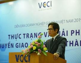 Chủ tịch VCCI: Đề xuất bổ sung thêm nghỉ lễ ngày Gia đình Việt Nam 28/6