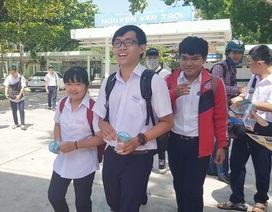 Khánh Hòa có 3 bài thi môn Văn đạt điểm cao nhất là 9 điểm