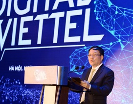 Viettel ra mắt Công ty Dịch vụ số để thực hiện chiến lược phát triển mới