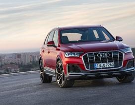 Audi Q7 có nhiều thay đổi ở phiên bản 2020