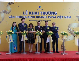 Aviva Việt Nam khai trương văn phòng kinh doanh tại TP. Hải Phòng