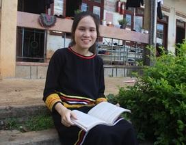 Nữ sinh mồ côi người Jrai nuôi ước mơ trở thành Công an