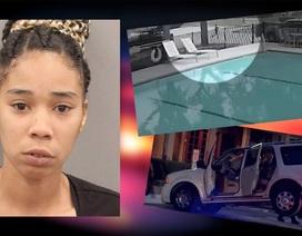 Chơi đuổi bắt bằng ô tô, bà mẹ trẻ đâm chết con trai 3 tuổi