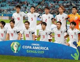 Đội tuyển Nhật Bản bị tố xem thường Copa America 2019